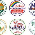 Dịch vụ in decal sticker hình tròn
