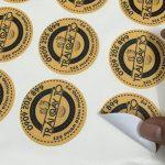 Ưu điểm của tem nhãn decal giấy