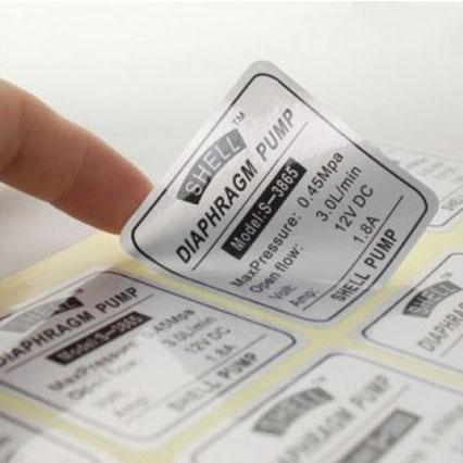 In tem nhãn decal giấy giá rẻ tại quận Bình Thạnh